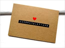congratulation templates congratulations card template 24 free sample example format