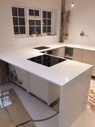 White Granite Kitchen Worktops Bianco Marmo Suprema White Quartz Rock And Co Granite Ltd