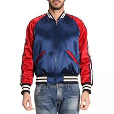 gucci men s blue jacket jacket men gucci gucci jacket 501100 z791a giglio en