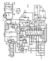 Patent us20070138971 ac to dc voltage converter as power supply drawing 12v timer circuit