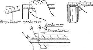 Контрольно измерительные инструменты и техника измерения