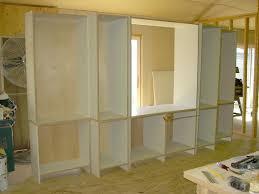 custom wall unit cabinet