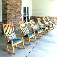 best outdoor rocking chairs white porch chair rustic living images for wooden best outdoor rocking chairs