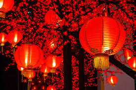 New Year Backdrops Chinese New Year Backdrop Paper Lanterns Mybackdrop Co Uk