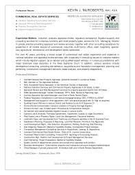 Commercial Real Estate Appraiser Sample Resume Private Practice Resume 75