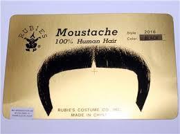 Mexican Gringo Mustache