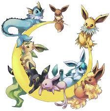 Eevee Evolution Chart With Names Eevee Evolution Chart Google Search
