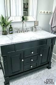 bathroom vanity tops polished marble top on black quartz 48 inch with x bamboo vessel sink black 2 door inch bath vanity