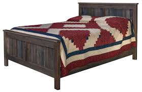 Pine Log Bedroom Furniture Amish Beds Handcrafted In America From Dutchcrafters Amish Furniture