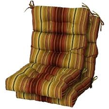 high back garden chair cushions sun lounger