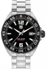 tag heuer watches goldsmiths inspired by the fastest drivers on the planet the tag heuer f1 collection of watches was designed to give f1 drivers high performance watches to work