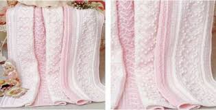 Baby Afghan Patterns Enchanting Heart Strings Crocheted Baby Afghan [FREE Crochet Pattern]