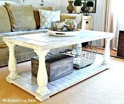 farmhouse style coffee table barade coffee table diy pete farmhouse style coffee table