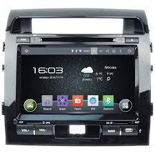 <b>Штатная магнитола Incar AHR-2280</b> на базе Android для Toyota ...