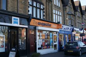 file co operative travel agents on street lane roundhay jpg