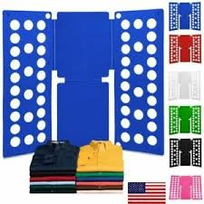 Folding Template For Clothes Details About Magic Garment Clothes T Shirt Blouses Fast Folder Folding Board Template Black