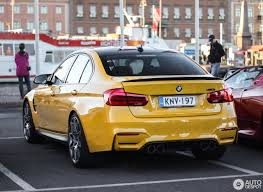 BMW M3 F80 Sedan 2016 - 3 September 2016 - Autogespot