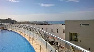Hotel Costa Conil Vom Pool Aus Hotel Costa Conil In Conil De La Frontera