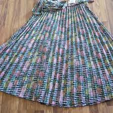 Deanne Skirt Size Chart Lularoe Deanne Skirt Size 2xl Nwt