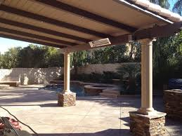 attached covered patio ideas. Plain Ideas Attached Solid Roof Patio Covers Covered Ideas  Inside