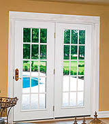 Patio Doors at Above All Roofing and Construction