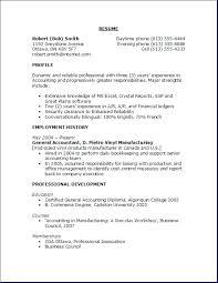 High School Resume For Job Best of High School Resume Objective High School Resume Objective Sample Of