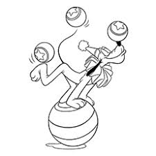 Small Picture Top 10 Pluto Coloring Pages For Your Little Ones