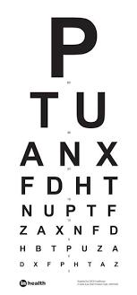 Ebos Online Ebos 3 Meter Eye Chart