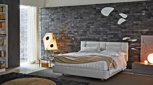 Monochromatische Stil Im Schlafzimmer Mit Der Besten Farbe Grau Gelb