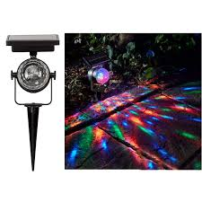 Rotating Color Light Amazon Com Yanglan Outdoor Rotating Color Projection Lamp