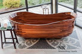 Scintillating Japanese Cedar Soaking Tub Pictures Best