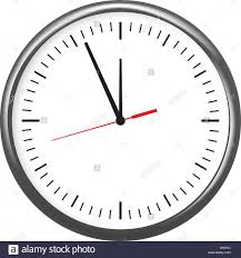 wall clocks for office. Office Clock Wall. Black Wall Icon Showing Five Minutes To Twelve. For Clocks