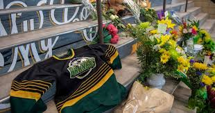Canada mourns: 15 die when truck, hockey team bus collide ...