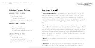 Freelance Design Contracts Templates The Freelancers Guide To Retainer Agreements In Just 7