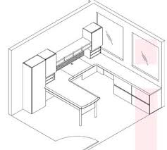 Woodworking plans U Shaped Desk Plans free download U shaped desk plans  Stations dimensions are 6