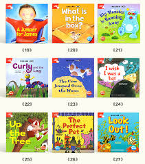 35pcs lot rigby star pei sheng kids primary english picture cartoon story book with dvd kindergarten baby child reading book in books from office