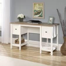 shaker style white desk