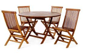 outdoor table and chairs. Lovable Folding Garden Table And Chairs Wooden Furniture Set 6 Seat Patio Outdoor