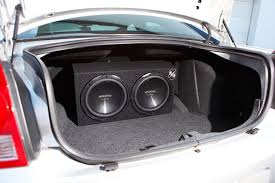 best car speakers for bass. kenwood subs in a sound ordnance subwoofer box best car speakers for bass