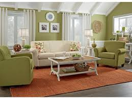 Flexsteel Living Room Fabric Sofa 5990 31 Russell s Fine