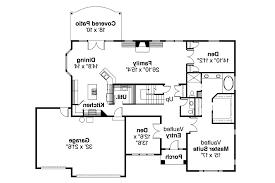 Classic House Plans  Remmington 30460  Associated DesignsClassic Floor Plans