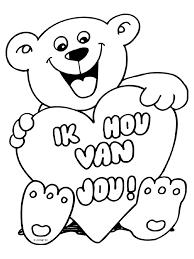 Valentijnsbeer Valentijn Valentines Day Pictures Drawings En