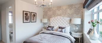 Show Home Bedroom Bardon View New Build Homes Coalville Keepmoat New Homes For