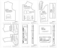 Free Printable 18 Inch Doll Clothes Patterns