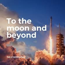 To the moon and beyond