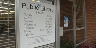 Libraries experience budget cuts, ask for community support