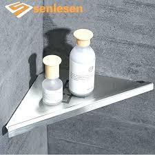 wall mounted shower shelf shower corner shelf bathroom shelves stainless steel shower corner shelf wall mount