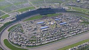 Kansas City Raceway Seating Chart Kansas Speedway Kansas City Ks Seating Chart View