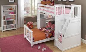 Bunk Beds Charlotte - Staircase Bunks