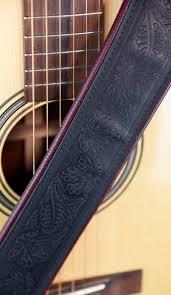martin garment leather guitar strap